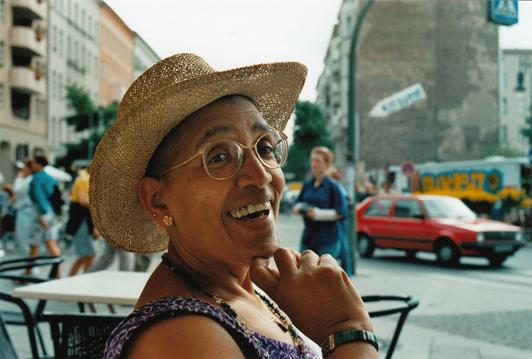 Audre Lorde : the Berlin years 1984-1992