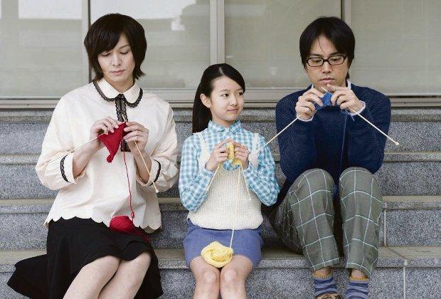 Close knit (En mailles serrées)