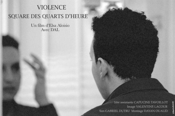 Violence - Square des Quarts d'heure